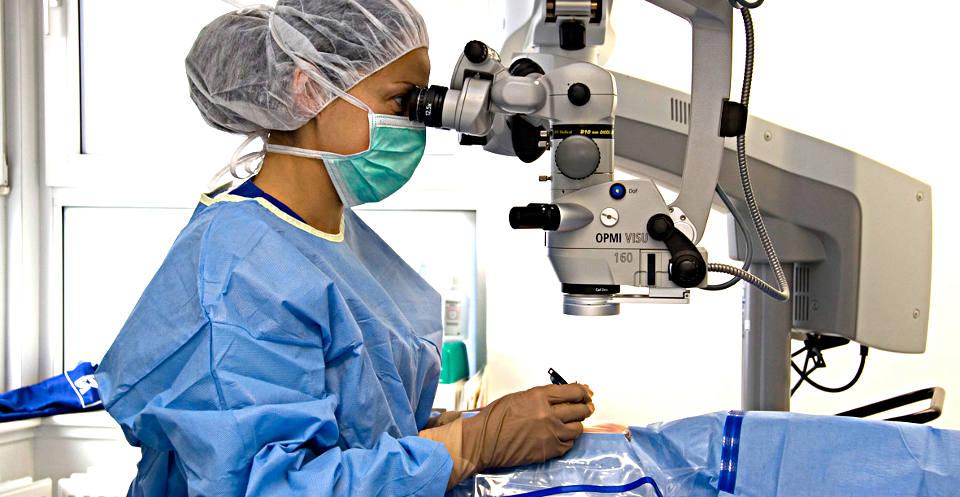 Лечение кератоконуса - хирургические методы